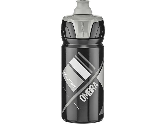 Elite Ombra Drikkeflaske 0.5 l, black/grey